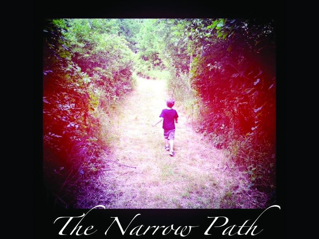 to take the narrow path  Narrow Path Bible